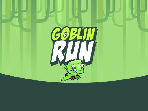 Goblin trči