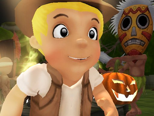 Halloween Island Trčanje