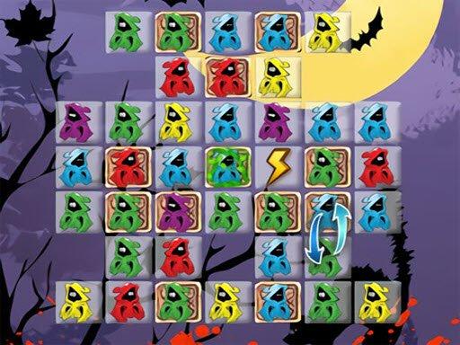 Halloween utakmica 3