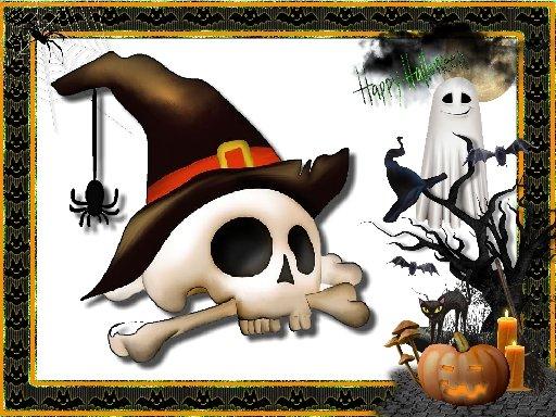 Halloween Puzzle izazov