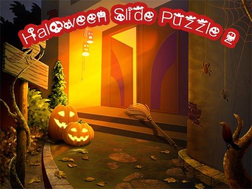 Slajd slagalica za Halloween 2