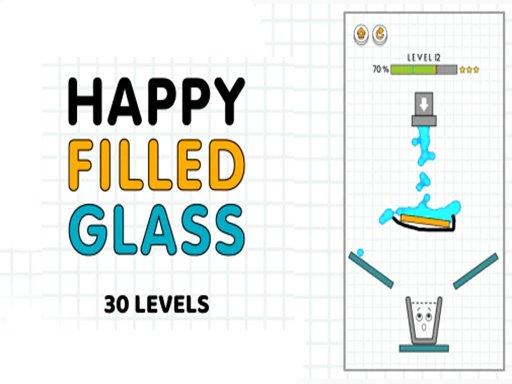 Happy Filled Glass: na mreži