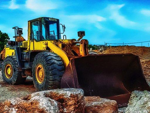 Teška građevinska vozila