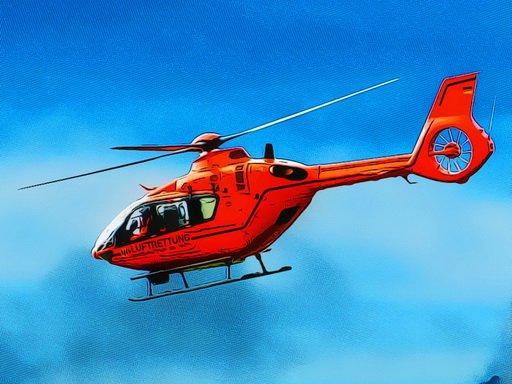 Slagalica za helikopter