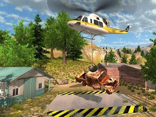 Helikopterska operacija spašavanja 2020