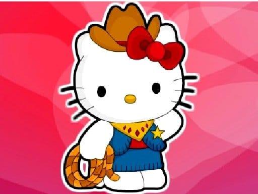 Hello Kitty Memory Challenge