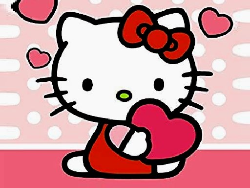 Hello Kitty Uoči razliku