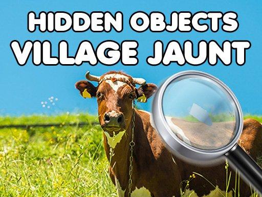 Skriveni predmeti Selo Jaunt