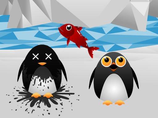 Gladni pingvin