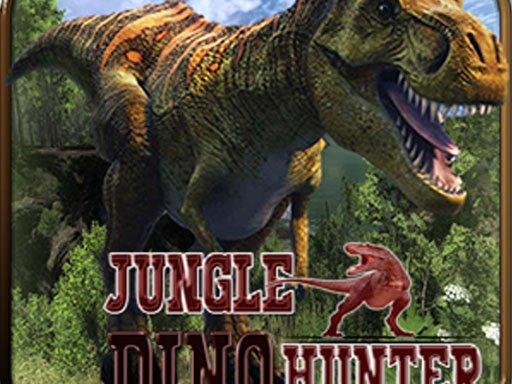 Lovac na dino iz džungle