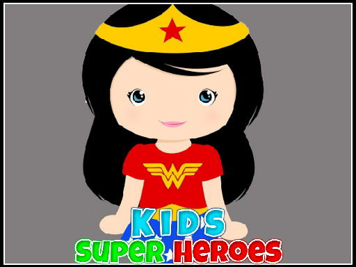 Dječji super heroji