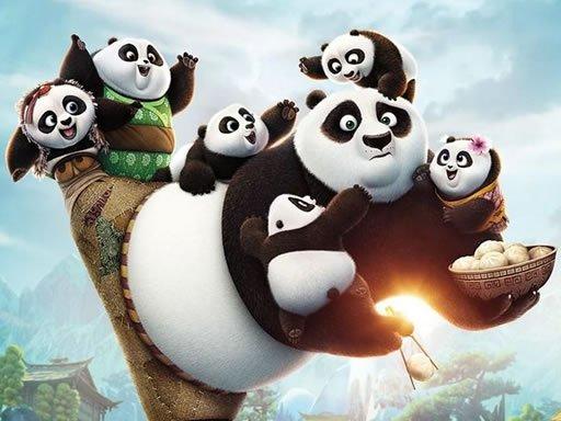 Kung Fu Panda Skrivena