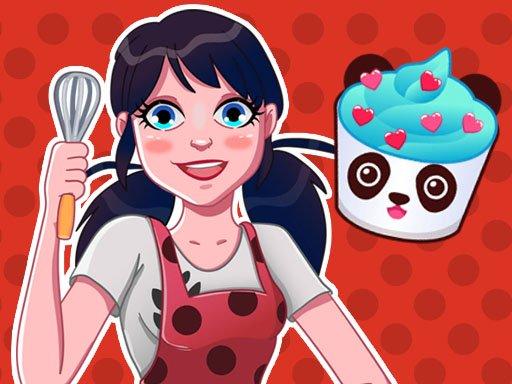 Bubamara kuhanje kolača: Kuharske igre za djevojčice