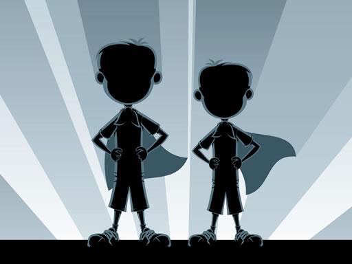 Mali Superheroji Utakmica 3
