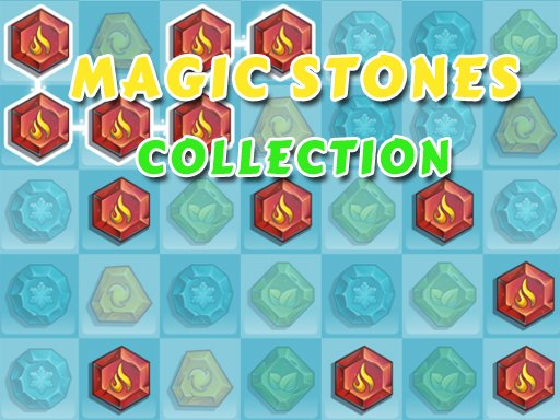 Kolekcija Magic Stones