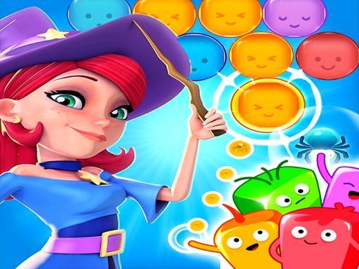 Magicabin: šibica za bombone