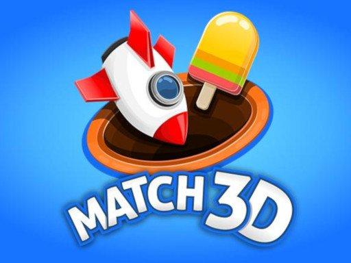 Match 3D – slagalica