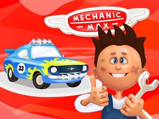 Mehaničar Max