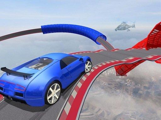 Mega Ramp kaskaderski automobili