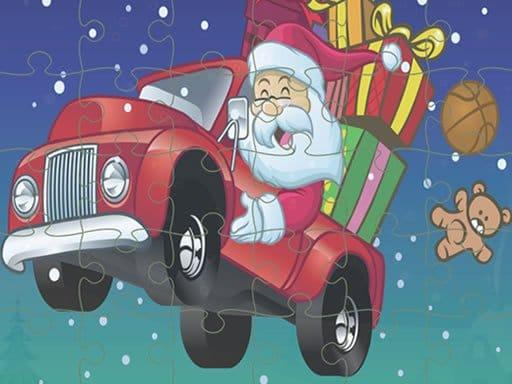 Sretan Božić kamion