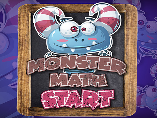 Monster Math Množenje 1-10