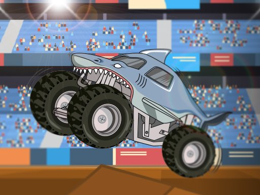 Monster Truck Race Arena