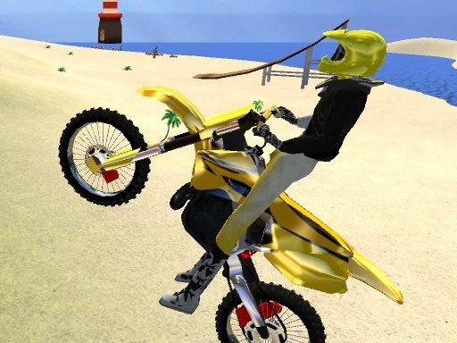 Moto plaža