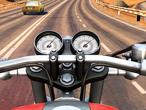 Moto utrka: Loko Traffic