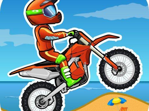 Moto X3M Bike Race Game – Race