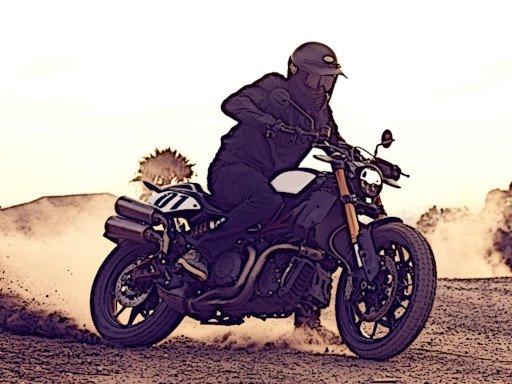 Simulator motocikla