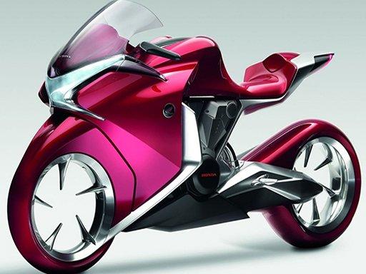 Motocikl puzzle izazov