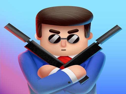 Mr Bullet – Spy Puzzles Game online