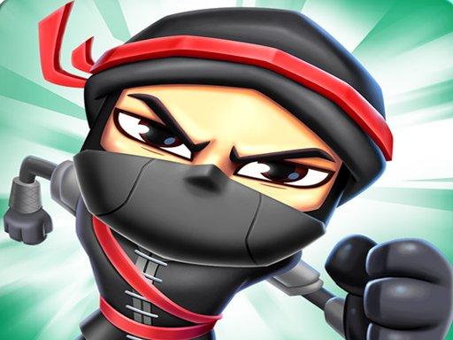 Ninja trči