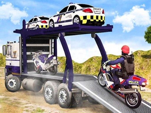 Terenski policijski prijevoz tereta