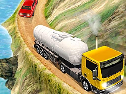 Kamion za prijevoz cisterni za ulje