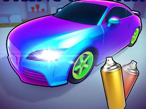Obojite moj automobil 3D