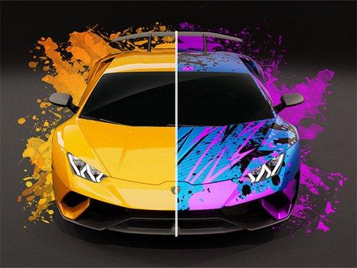 Obojite moj auto