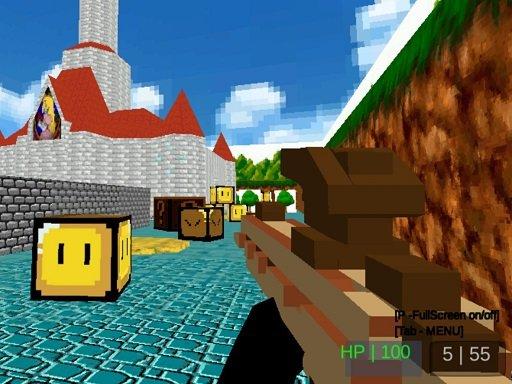 Pištolj za paintball Pixel 3D