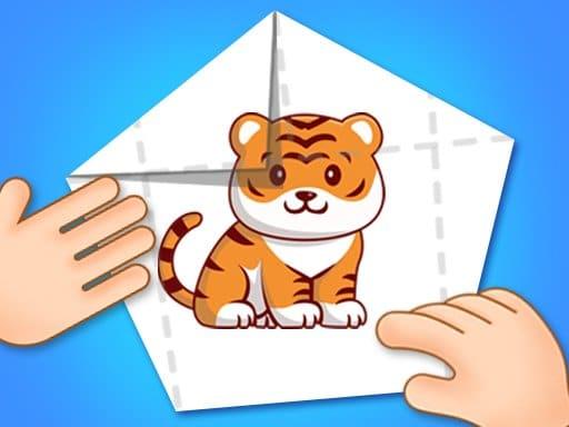 Paper Fold Origami 2