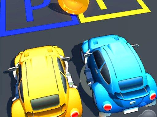 Parking Master Car 3D