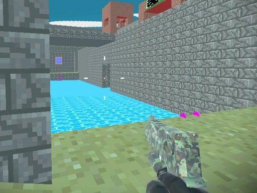 Utvrda Pixel Combat