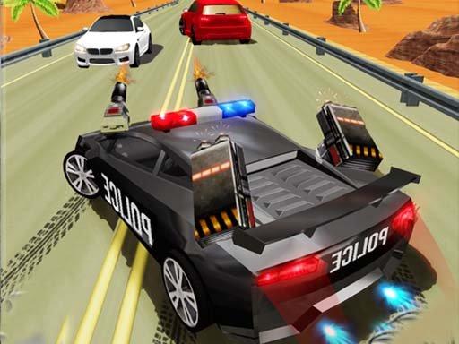Policijska autocesta Chase Crime Racing Games