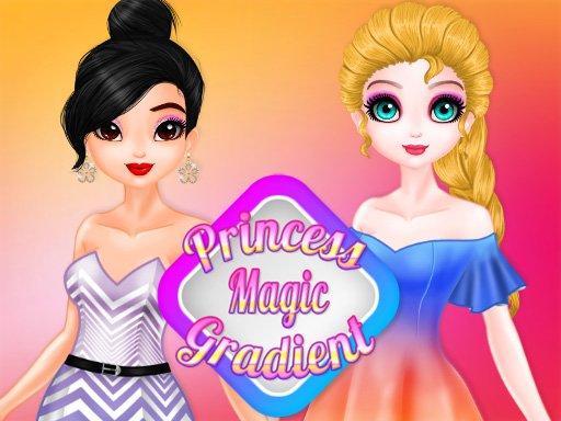 Princeza Magic Gradient