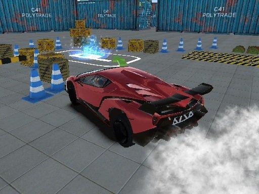RCK parking super automobili