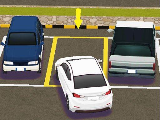 Stvarno parkiranje automobila 3D: Dr Parking