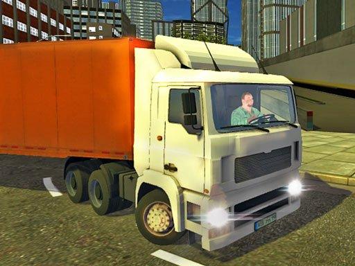 Real City Simulator kamiona