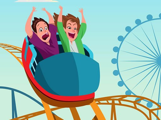 Zabava na Rollerboasteru Skrivena