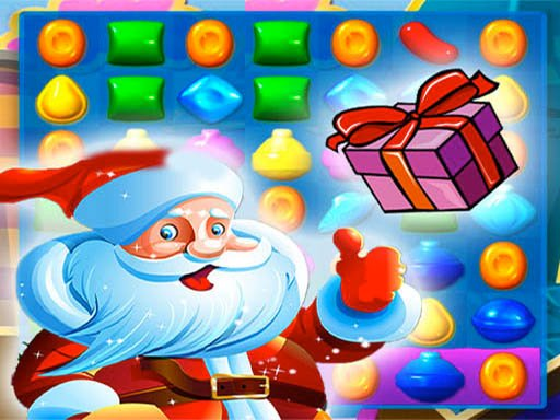 Svjetska utakmica Santa Crush Candy 3