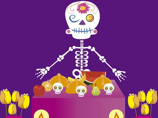 Skeleton Party Skriven