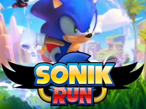 SoniK Run
